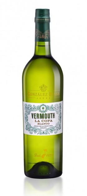 Gonzalez Byas Bianco La Copa Vermouth