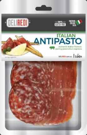 Deliredi 100gr Italian Antipasto