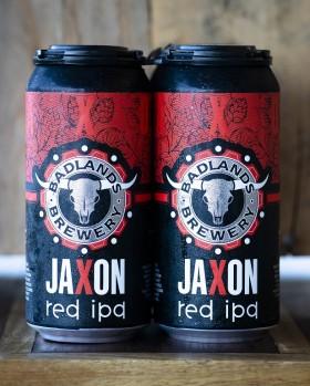 Badlands Jaxon Red Ipa 440ml Cans