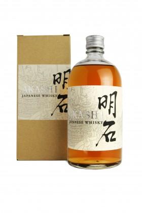Akashi White Oak Toji Japanese Whisky 700ml