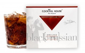 Cocktail House Black Russian Pouch 100ml