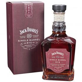 Jack Daniels Single Barrel Rye 700ml
