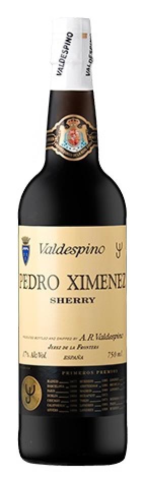 Valdespino Pedro Ximenez Yellow Label