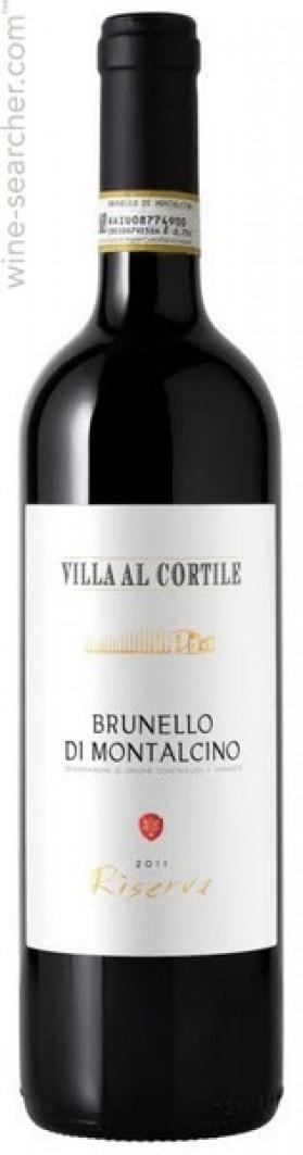 Piccini Villa Al Cortile Brunello Riservia
