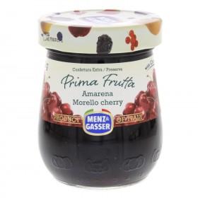 Menz and Gasser Cherry Jam 340gr
