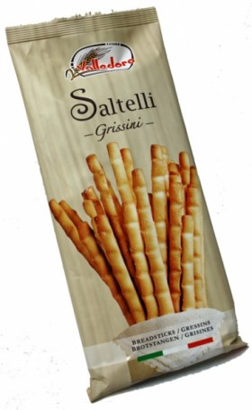Valledoro Saltelli Grissini 100gr
