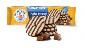 Voortman Fudge Striped Shortbread Biscuits 320g