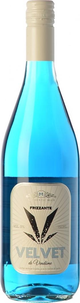 Velvet De Vendome  Blue Sparkling