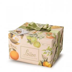 Loison Agrumato Panettone 1kg Frutta E Fiori