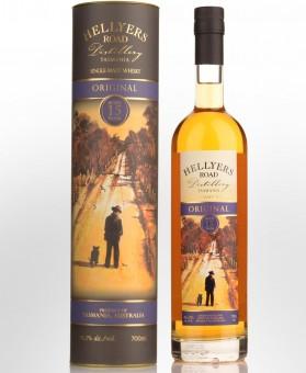 Hellyers Road 15 Yr Old Single Malt Whiskey