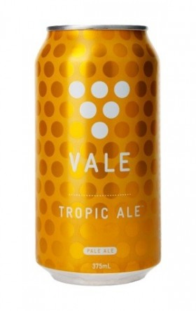 Vale Tropical Ale Cans 375ml