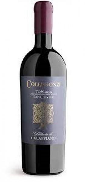 Calappiano Collegonzi Sangiovese Toscana
