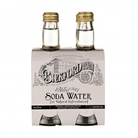 Bickford Soda Water 275ml Btt