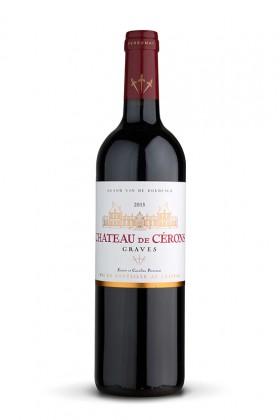 Chateau De Cerons Graves Rouge