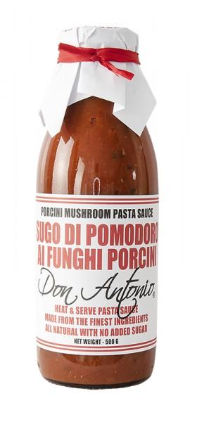 Don Antonio Funghi Porcini Sugo 500gr