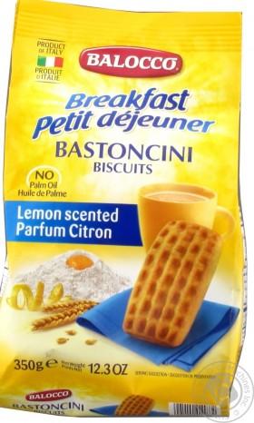 Balocco Bastoncini Lemon Biscuits 350gr