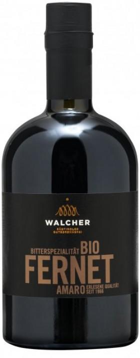 Walcher Fernet Bio Amaro 500ml