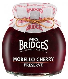 Mrs Bridges Morello Cherry Preserve 340gr