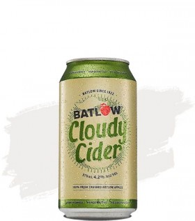 Batlow Cloudy Cider Cans 375ml