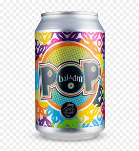 Baladin Pop American Ale Can 330ml