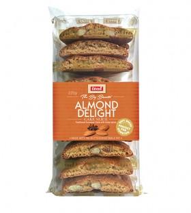 Ital Almond Delight Cake Slice 225gr