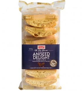 Ital Aniseed Cake Delight Slice 225gr