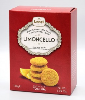 Lenzi Limoncello Biscuits 150gm