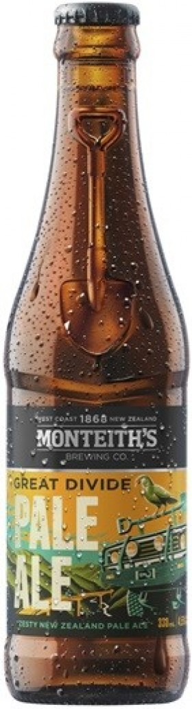 Monteiths Great Divide Btl 330ml
