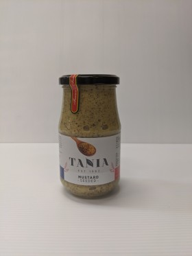 Tania Mustard Seeded 380gr