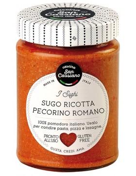 Cascina Ricotta And Pecorino Sauce 290gr