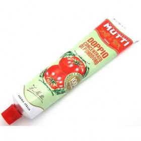 Mutti Tomato Paste Double Concentrated 130g