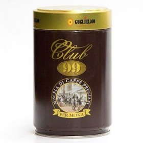 Guglielmo Ground Club 99 Coffee 250g Tins
