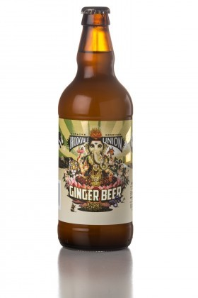 Four Pines Brookvale Union Ginger Beer 500ml