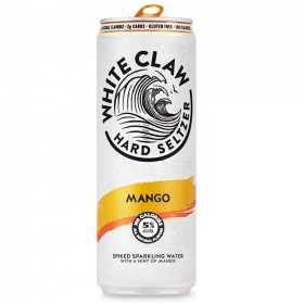 White Claw Mango Hars Seltzer 330ml Cans