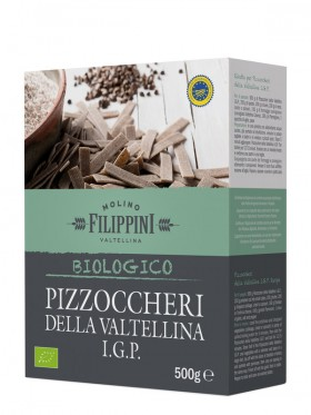 Filippini Organic Pizzoccheri Della Valtellina I