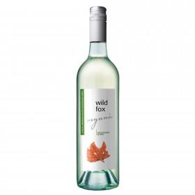 Wild Fox Organic Sauvignon Blanc