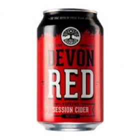 Devon Red Session Cider Cans