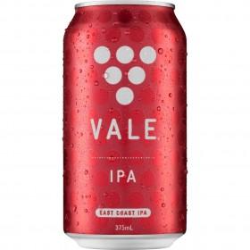 Vale Ale East Coast Ipa Cans