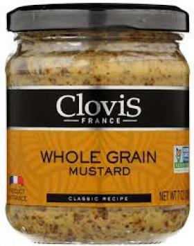 Clovis France Whole Grain Mustard 200gr