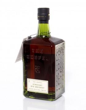 The Gospel Straight Rye Whiskey 700ml