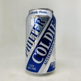Philter Coldie Pale Ale Cans 375ml