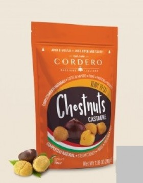 Cordero Chestnuts Ready To Eat 120gr