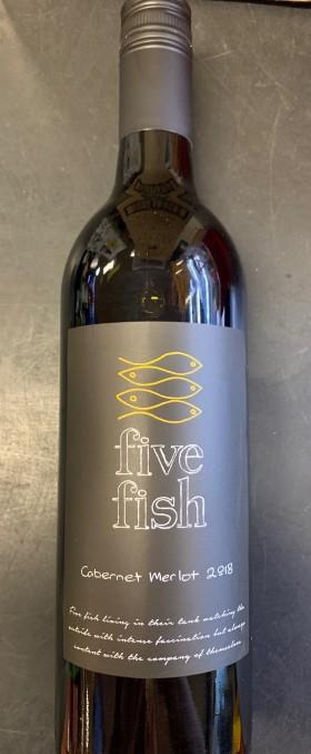 Five Fish Cabernet Merlot