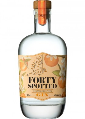 Forty Spotted Citrus Gin 700ml