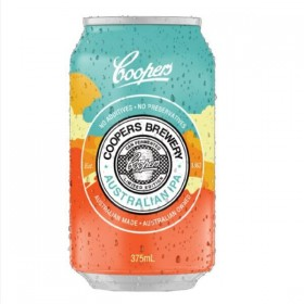 Coopers Aust Ipa 4pk Cans 375ml