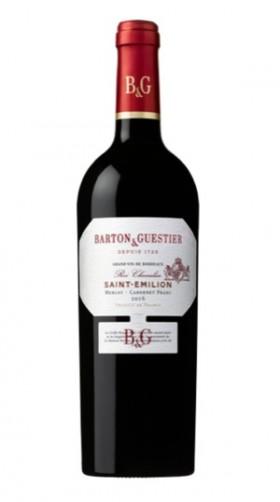 Barton And Guestier Passe Saint Emilion 750ml