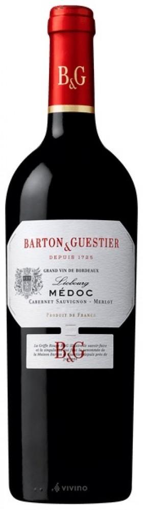 Barton And Guestier Medoc 750ml