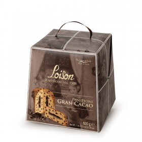 Loison Astucci 600gr Gran Cacao Panettone