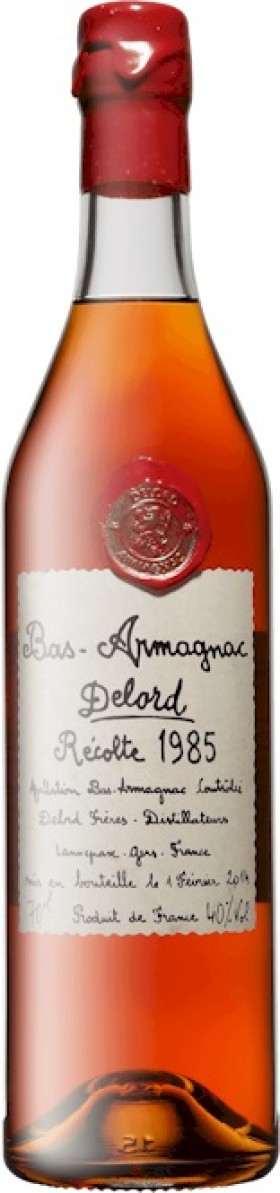 Delord Bas Armagnac 1985