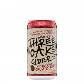 Three Oaks Cider Apple Cans 10pack